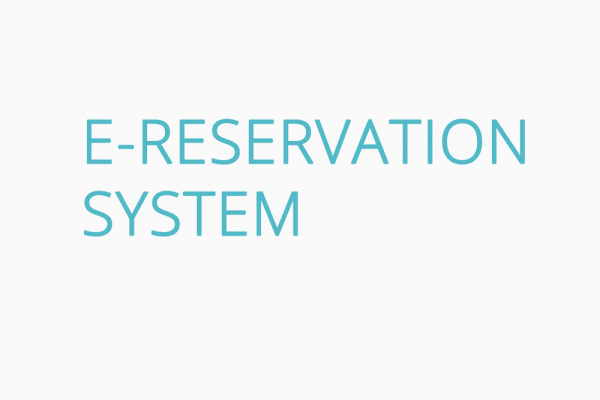 E-Reservation System