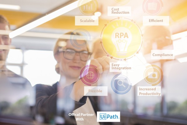 Robotic Process Automation – RPA